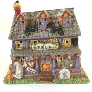Creepy Hollow Lighted Halloween House